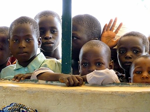 Photo of children in Chifatake