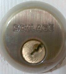 image: Picked lock