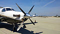 Pilatus PC 12 N686PC at LAX by D Ramey Logan.jpg