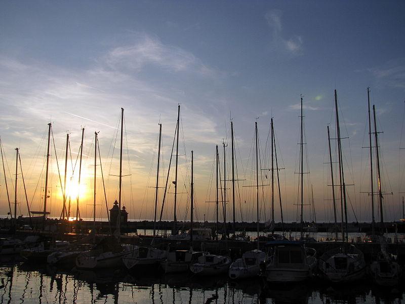 File:Piran Port, Slovenia (2893464036).jpg