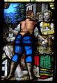 Plémet (22) Chapelle Saint-Lubin Vitrail de Saint-Jean-Baptiste 05.JPG