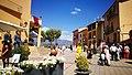 Plaça de la Vila de Gironella durant la Festa Major 2017 amb els gegants de Gironella.jpg