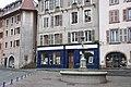Place de la Grande Fontaine, Belfort, Franche-Comté, France - panoramio.jpg