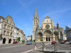 Bazas - Bazas Cathedral