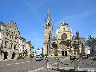 Bazas Commune in Nouvelle-Aquitaine, France