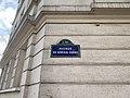 Plaque Avenue Général Dodds - Paris XII (FR75) - 2021-01-22 - 2.jpg
