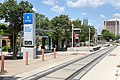 Plaza saltillo station 2012.jpg
