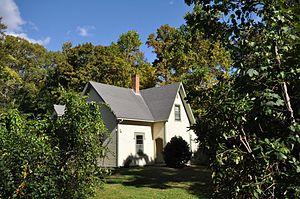 Hillside (Plymouth, Massachusetts) - Image: Plymouth MA Hillside