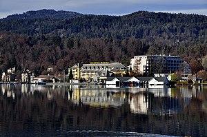 Poertschach Werzer-Promenade Seehotel Werzer 25122011 332.jpg