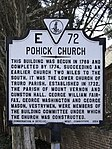 Pohick Church (Marker Number E 72.) (3378153736).jpg