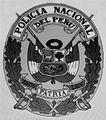 Polícia Nacional do Peru - insígnia.jpg