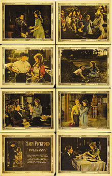 Description de l'image  Pollyanna 1920 lobby card set.jpg.