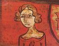 Pont-Saint-Esprit Portrait de femme Maison des Chevaliers 1450.jpg