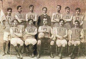 Amasya trials - Image: Pontus Greek Soccer Team