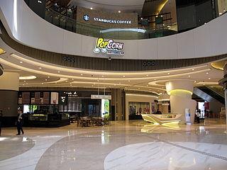 將軍澳「PopCorn」商場於昨天正式開幕,令相關文章在過去幾天的瀏覽量特別高,促使其進佔本季瀏覽量第二位。 (圖片:WiNG@Wikimedia)