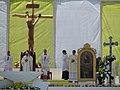 Pope Francis in Sarajevo 14.JPG