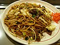 Pork yakisoba by jetalone in Osaka.jpg