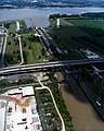 Port Allen Lock Louisiana aerial view.jpg