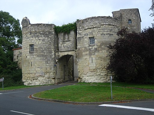 Porte du Martray (Loudun)