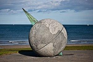 Portmarnock - Southern Cross monument