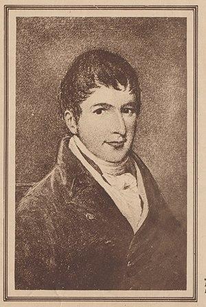 Horrockses, Crewdson & Co. - Portrait of John Horrocks, textile pioneer
