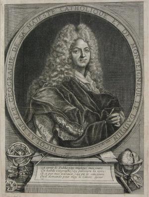 Fer, Nicolás de (1646-1720)