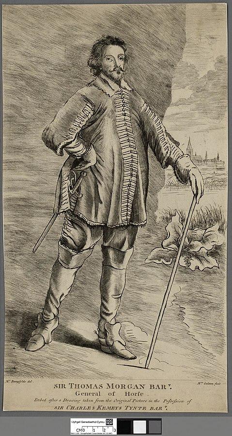Sir Thomas Morgan Bart