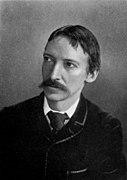 Portrait of Stevenson by Balfour