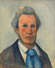 Portrait of Victor Chocquet by Paul Cézanne, c 1880-85.jpg