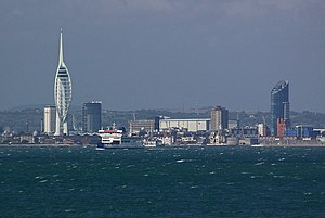 Portsmouth as seen from Ryde - geograph.org.uk - 1406986.jpg