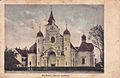 Postcard of Beltinci church 1925.jpg