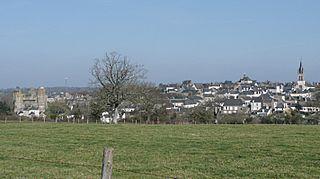 Ombrée dAnjou Commune in Pays de la Loire, France
