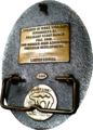 Powder Horn (Boy Scouts of America), Belt Buckle, Back.png