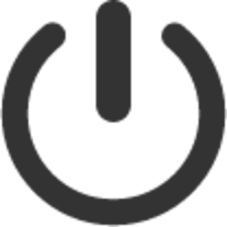 Icon (computing) - Power Off icon