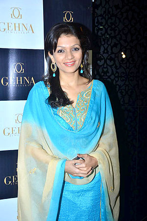Prachee Shah Pandya - Image: Prachi Shah at Gehna Jewellers celebrates 26 years of excellence (28)