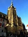 Prag - Südturm der Veits-Kathedrale - Jižní věž sv Víta - panoramio.jpg