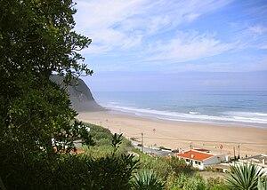 Praia Grande bei Sintra