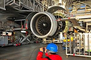 Pratt & Whitney PW4074
