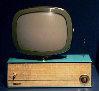 Philco - Philco Predicta TV set, 1958/1959 (Dallas Museum of Art)