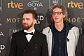 Premios Goya 2018 - Raúl López y Laurent Dufreche.jpg