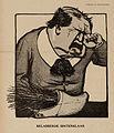 Prent van Abraham Kuyper door Tjerk Bottema (1909).jpg