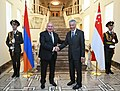 President Sarkissian hosted Prime Minister of Singapore Lee Hsien Loong.jpg
