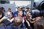 Presidente Eleito, Jair Bolsonaro visita Ministro da Defesa (31881849368).jpg