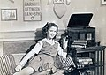 Press photo of Shirley Temple in Miss Annie Rooney (cropped).jpg