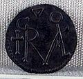 Principato di benevento, emissione argentea di grimoaldo III, zecca di benevento, 788-806, 01.JPG