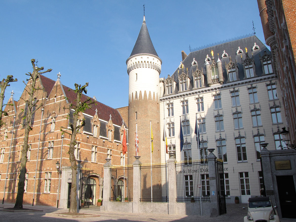 Hotel B And B Bruges