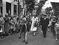 Prinses Beatrix bezoekt zeilwedstrijden op de Langweerderwielen te Langweer, Bestanddeelnr 910-6334.jpg