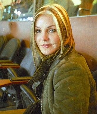 Priscilla Presley - Priscilla Presley in 2003