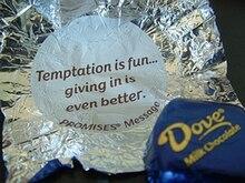 Dove Chocolate Wikipedia
