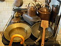 Przypkowscy Clock Museum - cooking utensils 01.JPG